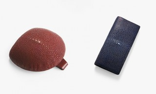 Il Bussetto add Luxury Stingray Leather to their Accessory Line