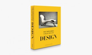 """100 Years in Furniture with """"The Impossible Collection of Design"""" Hand-Bound Book"""