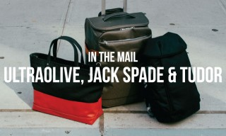 In The Mail | Ultraolive, Jack Spade & Tudor