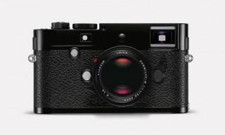 Leica Release the New Understated M-P Rangefinder