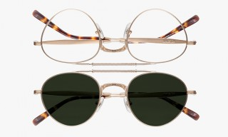 Transitions Optical Launch Eyewear Collection with Matsuda