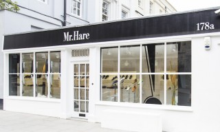 Inside the New Mr Hare Store in Notting Hill