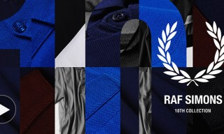 Preview the Raf Simons for Fred Perry Fall 2014 Collection