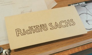 A Richard Sachs Retrospective with House Industries