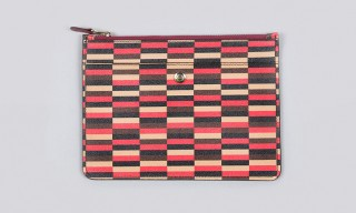4 Leather London Underground Jacquard Accessories from Roundel