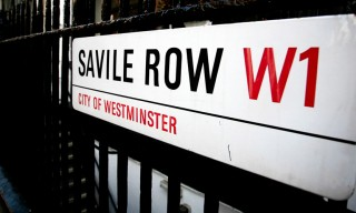Queen Elizabeth II Buys Savile Row