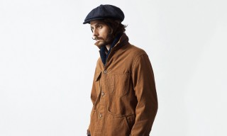 Stevenson Overall Co. Fall/Winter 2014 – Workwear Essentials