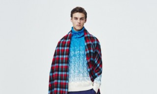 Tomorrowland Fall/Winter 2014 – Checks and Tartans