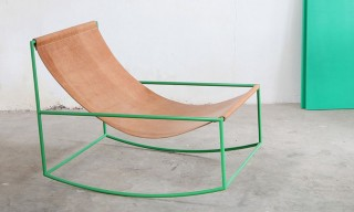 See the Contemporary Rocking Chair from Muller Van Severen