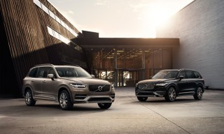 Volvo Introduce the All-New XC90 SUV