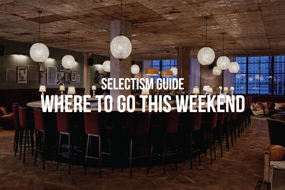 Where To Go This Weekend | August 2014, Week 3