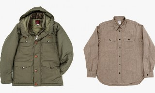 Workers Japan Vintage Repro Outerwear for Fall/Winter 2014