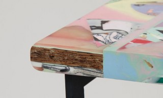 Multi-Colored Resin Stools from Chen Chen & Kai Williams