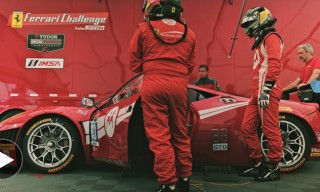 """Scuderia 120"" – 120 Seconds of Ferrari Racing Drama with Gear Patrol"