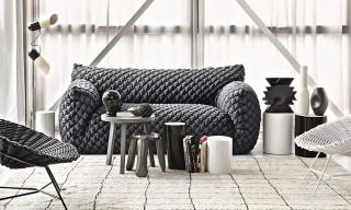 Italy's Gervasoni Create the Nap-Friendly Nuvola Sofa Collection
