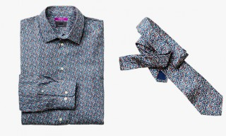 Liberty London for H&M Shirts and Soft Accessories