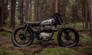Federal Moto Combines 2 Vintage Honda CB360 Motorbikes in 1