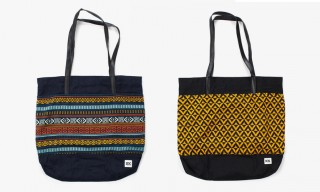 Colorful Cotton Totes by Krochet Kids