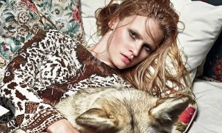 Watch Lara Stone for Vogue UK, Directed by Kate Moss
