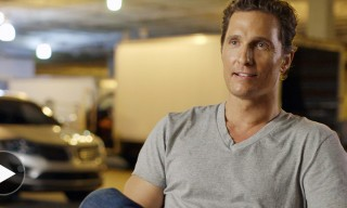 Watch Matthew McConaughey Test-Drive the New Lincoln MKC in Texas