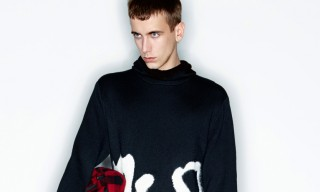 Tattooist Fergadelic Collaborate with McQ by Alexander McQueen for Fall/Winter 2014
