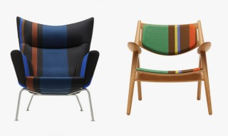 Paul Smith and Carl Hansen & Søn Commemorate Hans J. Wegner with Special Furniture