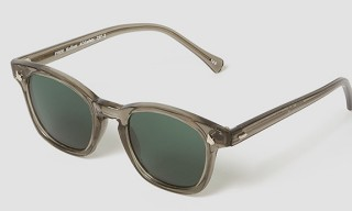 Reworked Vintage Military Issue Sunglasses by Quality Mending Co.