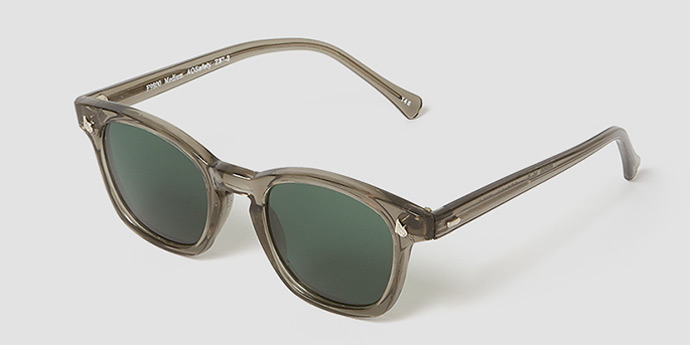 Reworked Military Issue Sunglasses by Quality Mending Co.