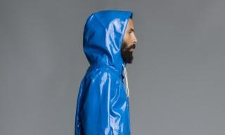 New Outerwear Silhouettes from Stutterheim Fall/Winter 2014