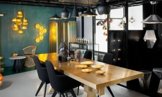 Inside Tom Dixon's Revamped London Shop