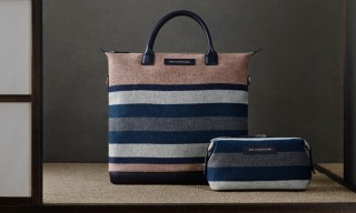 "WANT Les Essentiels de la Vie Fall/Winter 2014 ""Journey to Japan"" Accessory Collection"