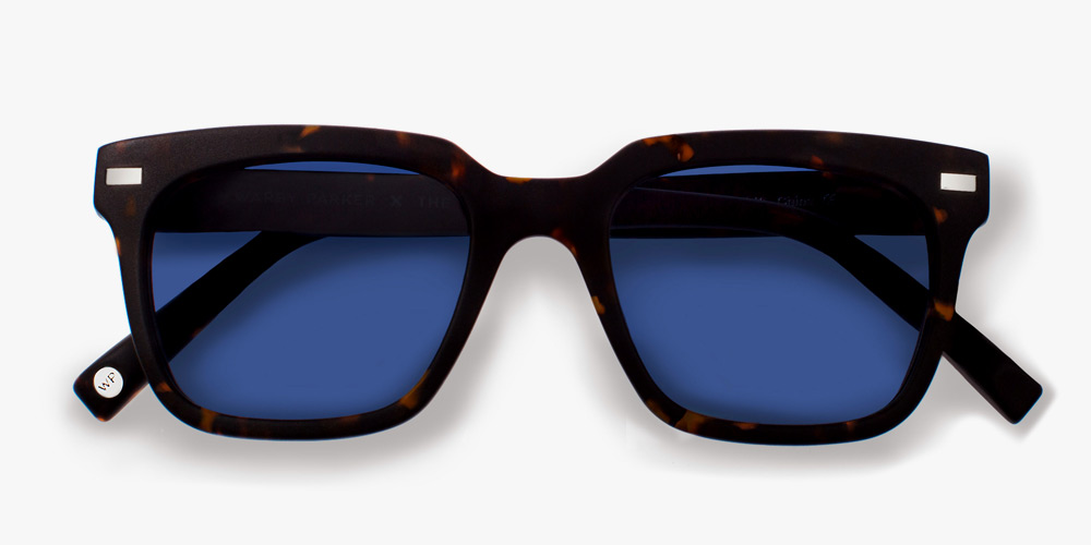 Warby Parker for The Standard Hotel Sunglasses 2014