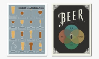 Illustrated Guides to the Glassware, Hardware and Ingredients of Beer
