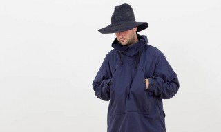 Engineered Garments Print Fedora Collection