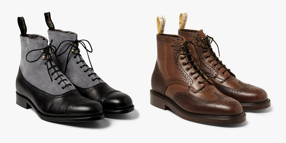Grenson & Foot The Coacher Release a Second Collection