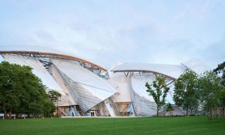 Inside Frank Gehry's LVMH Fondation Louis Vuitton Museum in Paris