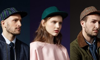 Larose Paris Fall/Winter 2014 Hats – Made in France