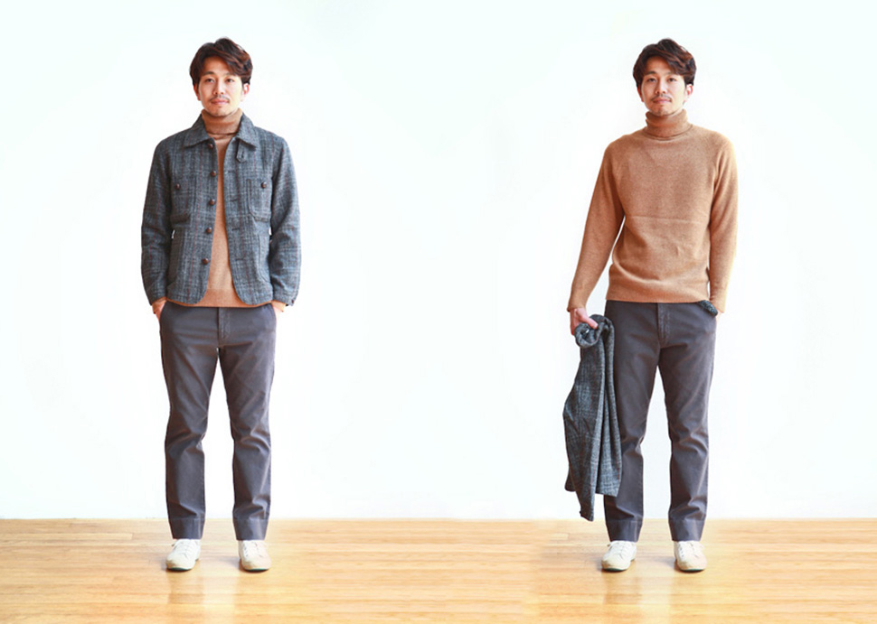 Omnigod Fall/Winter 2014   From Sweats to Suits