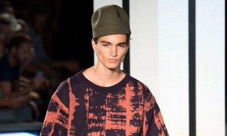 Robert Geller Spring/Summer 2015 – Start with the Hat
