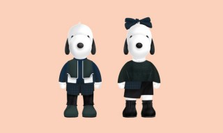 Snoopy Wears Opening Ceremony, Calvin Klein and More for Traveling Exhibit
