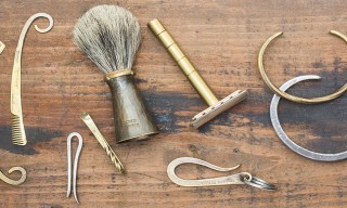 A Beautiful Set of Hand-Forged Grooming Tools from Studebaker Metals