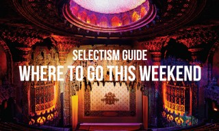 Where To Go This Weekend | September 2014, Week 1