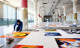 See Ai Weiwei's 176 Lego Portraits of Political Exiles at Alcatraz Prison
