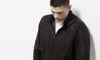 Baracuta Release their G9 Jacket in Distressed Leather