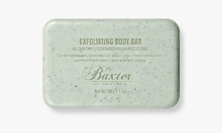 Baxter of California Exfoliating Soap with Jojoba and Olives
