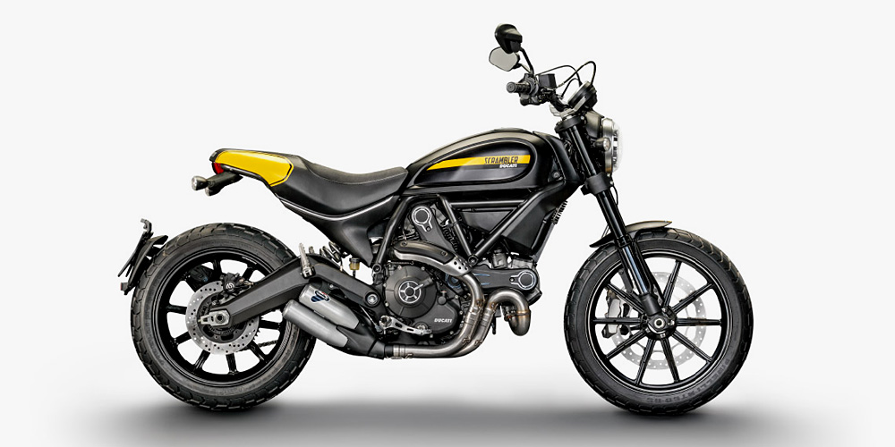 The Customizable Re-Launched Ducati Scrambler 2014