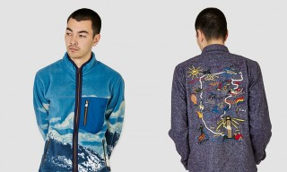 Colorful Outerwear from Birvin Uniform Fall/Winter 2014