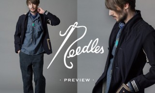 See Needles' Fall/Winter 2014 Preview Lookbook