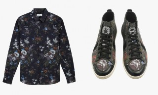 Hentsch Man Dark Floral Collection
