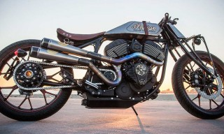 The Indian Chieftain Motorbike by Roland Sands Designs